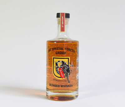 Special Forces Blended Whiskey 2019 Edition