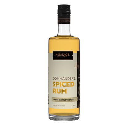 Commander's Spiced Rum