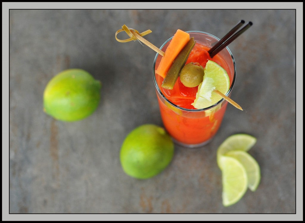 Bloody Mary Heritage distilling 2