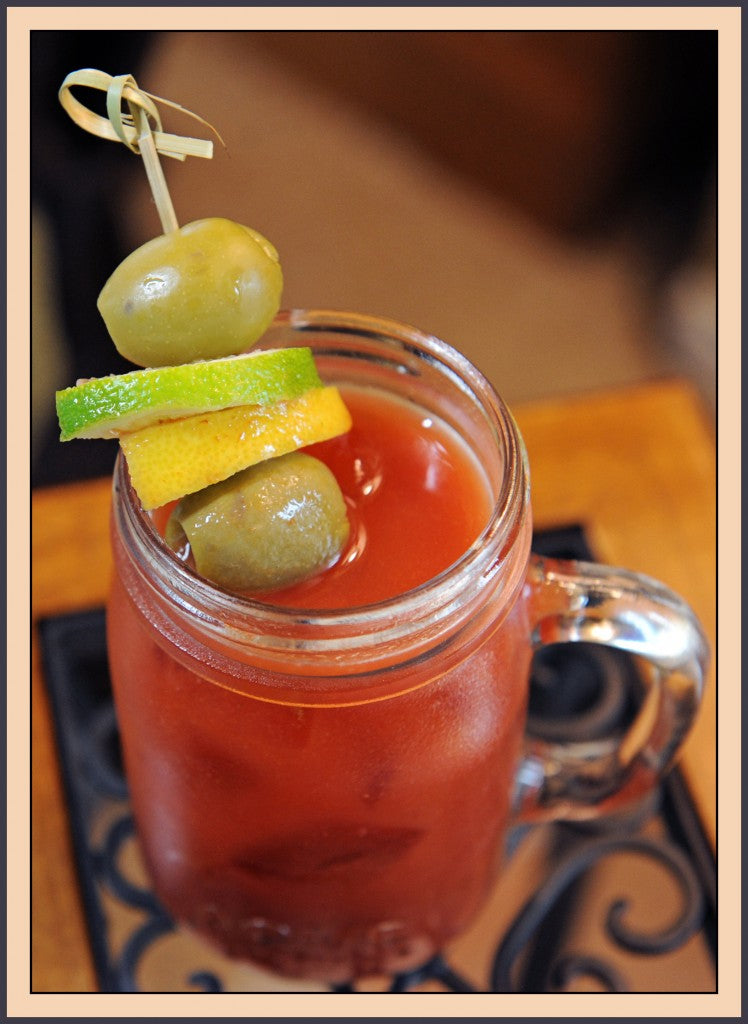 Bloody mary Heritage distilling 4