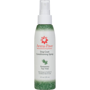 Dog Coat Spray Rosemary Tea Tree 4.5 oz