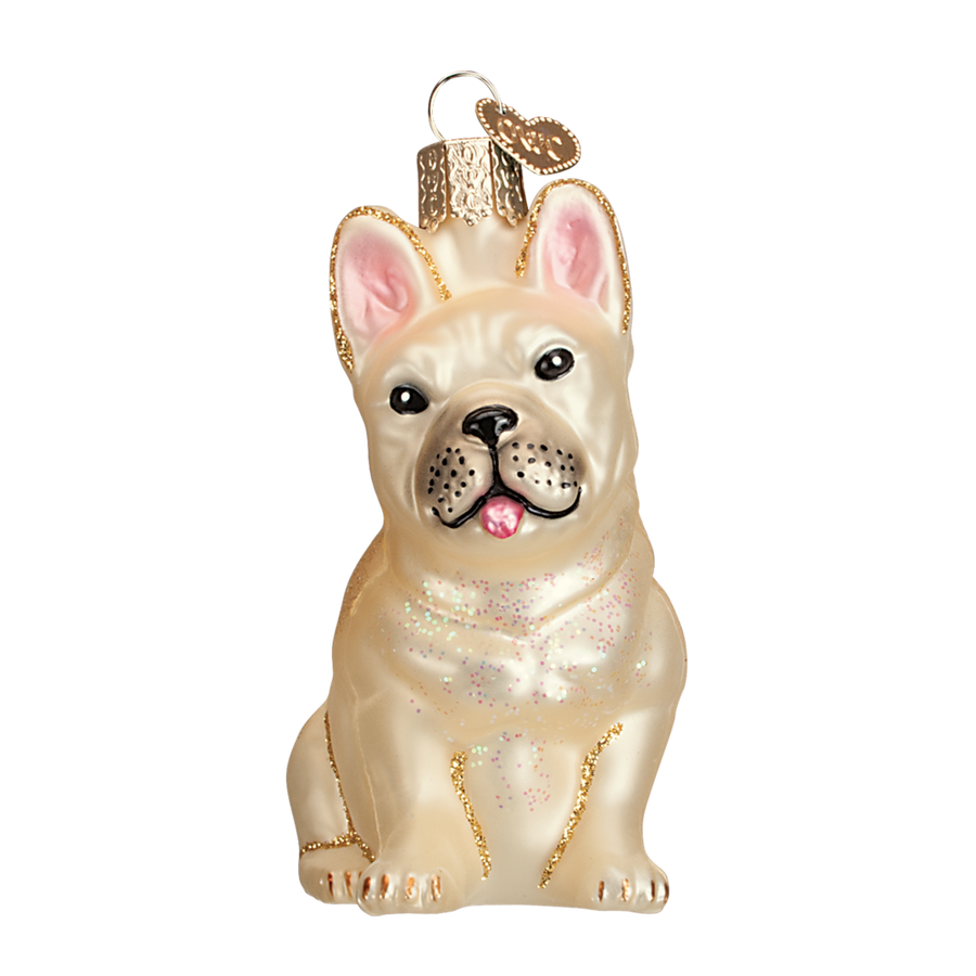 French Bulldog Ornament