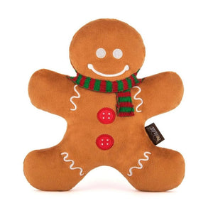 Holly Jolly Gingerbread Man