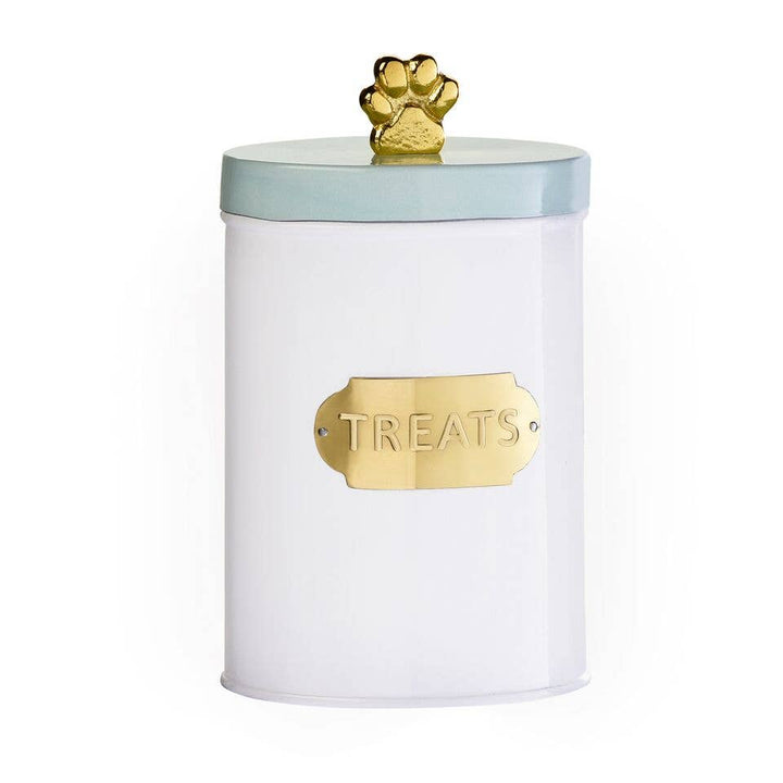 Bentley Mint Gold Treat Canister