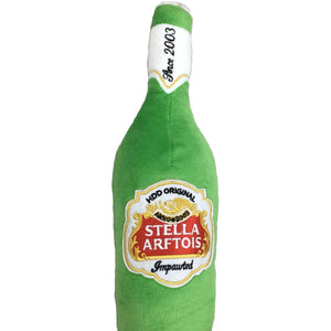 Haute Diggity Dog - Stella Arftois Beer Bottle
