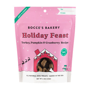 Holiday Feast Soft & Chewy Treats 6 oz