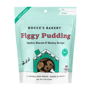 Figgy Pudding Soft & Chewy Treats 6 oz