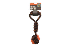 P.L.A.Y. Pet Lifestyle and You - Tug Ball Rope Toy - Small