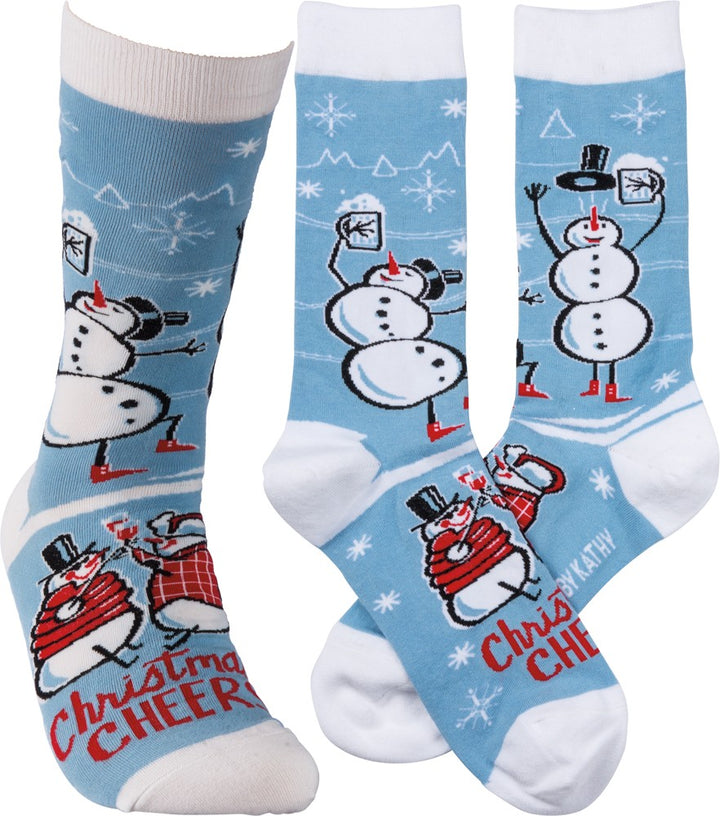 Christmas Cheers - Socks