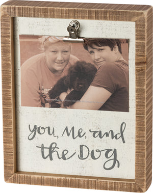 You, Me and The Dog Frame