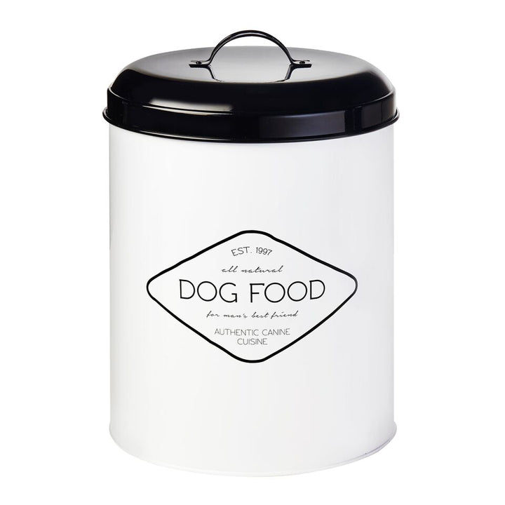 All Natural Dog Food Bin