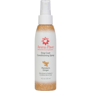 Dog Coat Spray Mandarin Ginger 4.5 oz