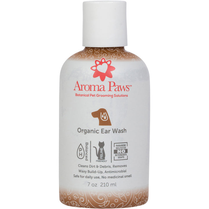 Organic Ear Wash 7 oz
