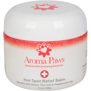 Hot Spot Relief Balm Neem & Tea Tree 2oz