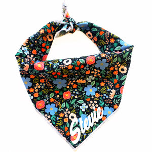 Wild Rose Dog Bandana