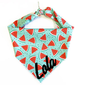 One in a Melon Dog Bandana