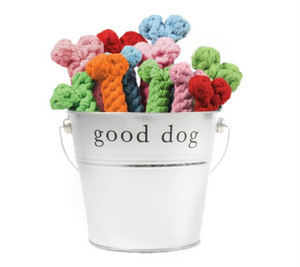 Cotton Rope Bone Toy