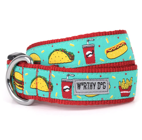 Food Fest Dog Collar