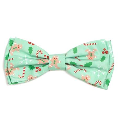 Gingerbread Bow Tie