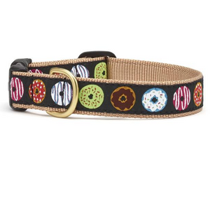 Donuts Dog Collar