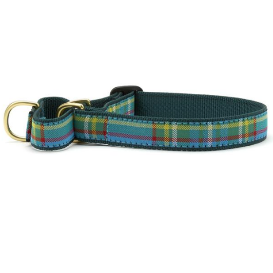 Kendall Plaid Martingale