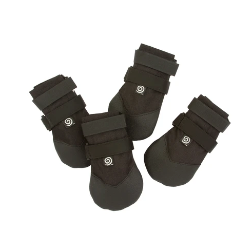 Ultra Paws Durable Dog Boots - Set of 4