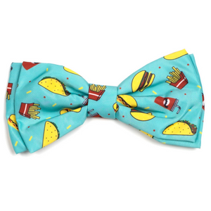 Food Fest Bow Tie