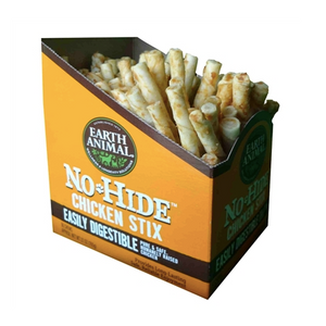 Earth Animal No-Hide® Chicken Single Stix - 6""