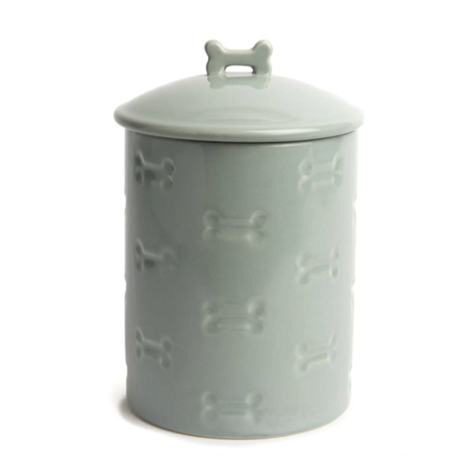 Manor Grey Treat Jar