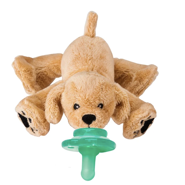 Paci-Plushies Buddies - Rufus Retriever