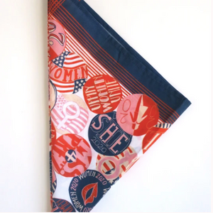 Votes for Women Premium Cotton Handmade Bandana