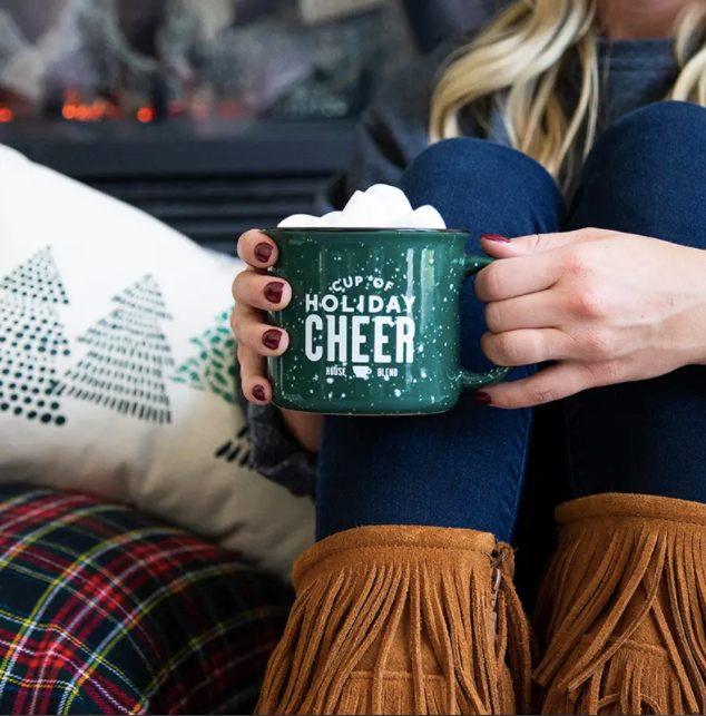 Holiday Cheer Campfire Mug