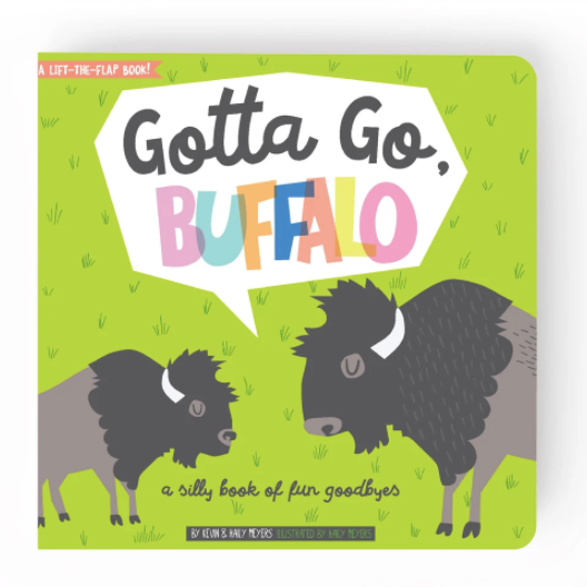 Gotta Go, Buffalo! - Childrens Book