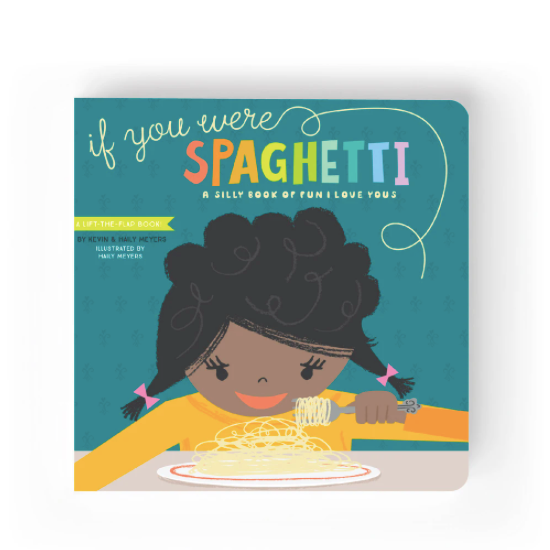 If You Were Spaghetti - Childrens Book