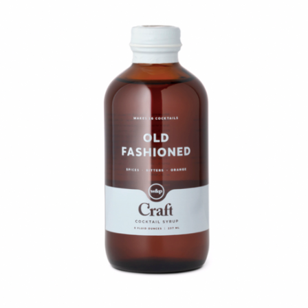 Old Fashioned Craft Cocktail Syrup 8 oz.
