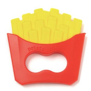 Ali+Oli Baby Teether (French Fries)