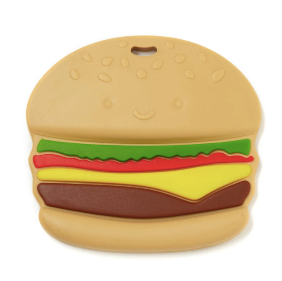 Ali+Oli Hamburger Teether