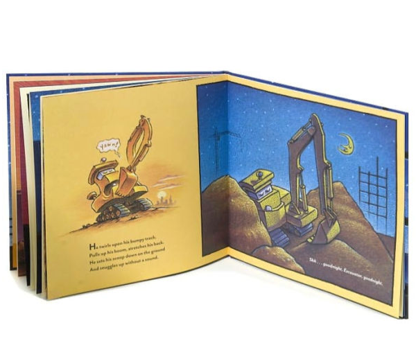 Goodnight, Goodnight, Construction Site Hardcover