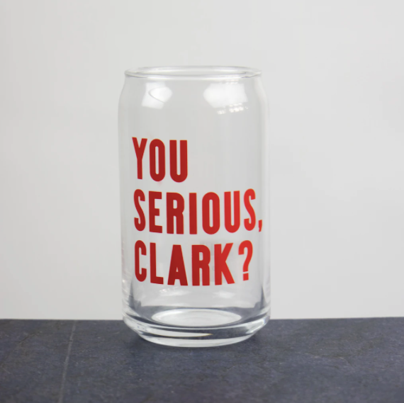 You Serious, Clark? Can Glass