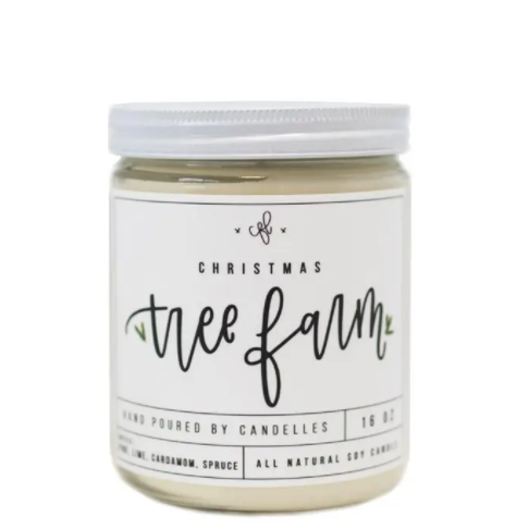 Christmas Tree Farm Soy Candle