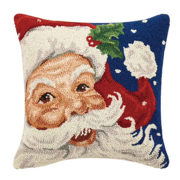 Santa Hook Pillow