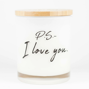 PS I Love You Soy Candle Soy Candle - Prosecco Fizz