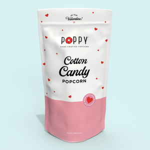 Valentine's Day Cotton Candy Market Bag