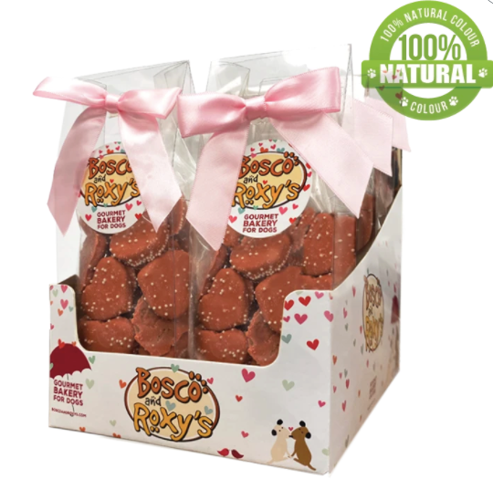 Pre-packaged Mini Hearts - You Had Me at Woof!