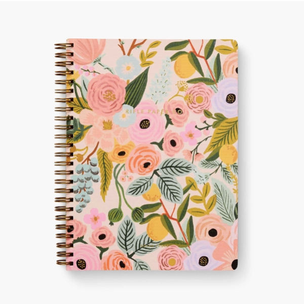 Spiral Notebook - Garden Party