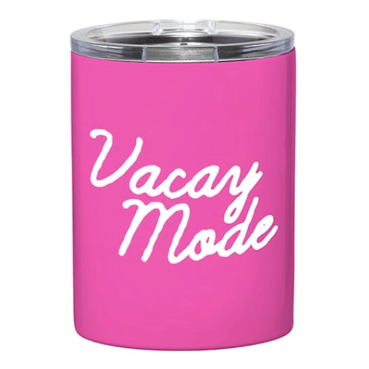 Vacay Mode Stainless Steel Tumbler