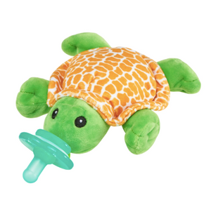 Paci-Plushies Shakies – Tickles Turtle