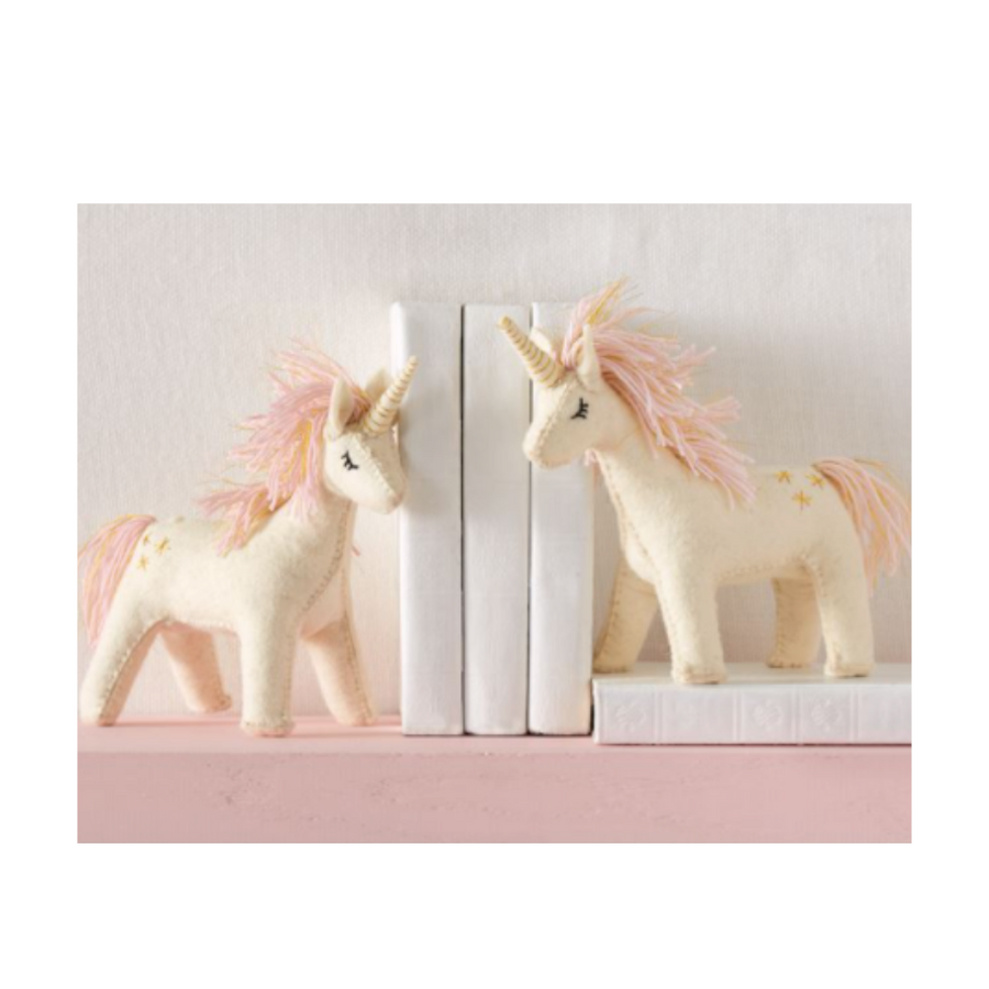 Unicorn Bookend