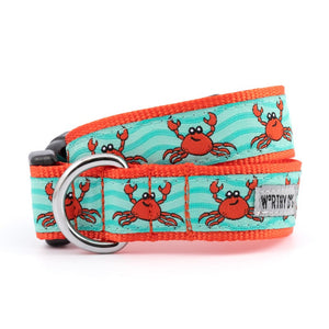 Crabs Dog Collar