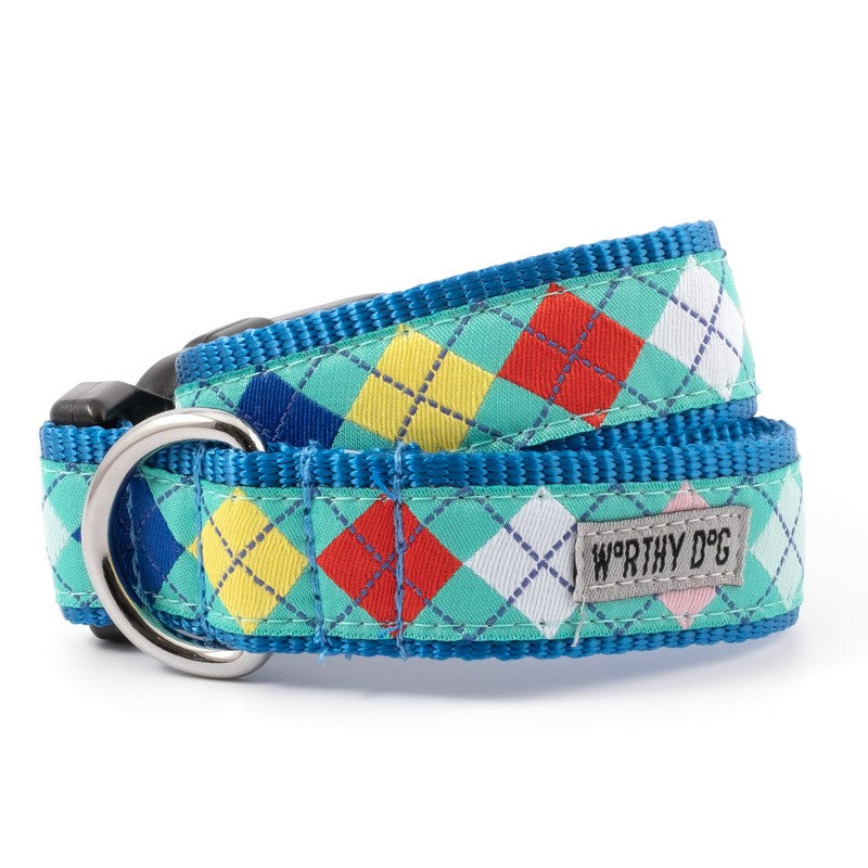 Haberdashery Dog Collar